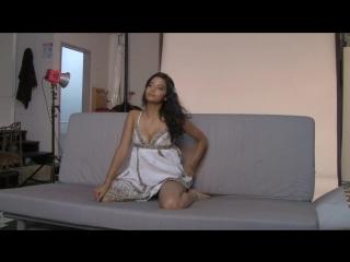 Young attractive indian babe shanaya abigail videos