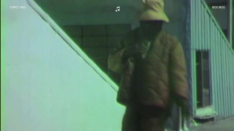Toro y Moi - No Show (official music video)