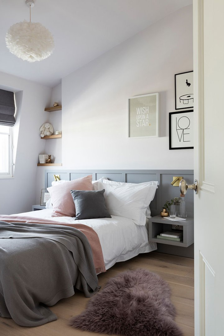 Элегантный и стильный современный интерьер в Лондоне #Квартира