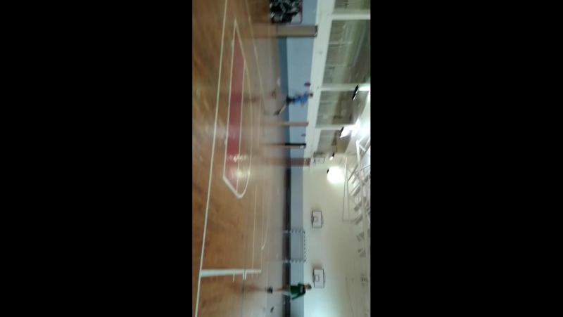 Floorball Макс vs Мажей