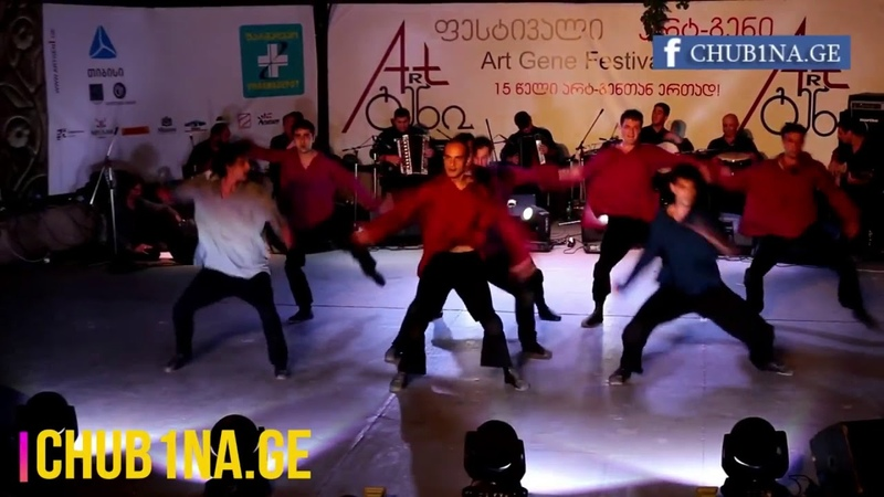 ✔ ლაშა ცხვარაძე Lasha Cxvaradze სუხიშვილები - ფესტივალ43