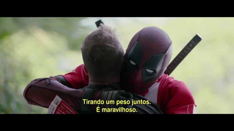 Deadpool 2 O Mercenário pede desculpas à David Beckham - Legendado