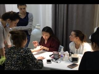 Школа-Студия Ногтевого искусства Марины Литвиновой