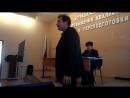 Видео с Александром Лунгу Единственное