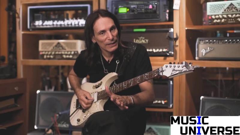 Гитарный метод Стива Вая - Часть 3 - Бенды (Music Universe)