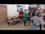 Английская полька (под музыку)