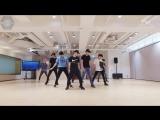 [РУСС. САБ] 170804 EXO - The Eve @ Dance Practice