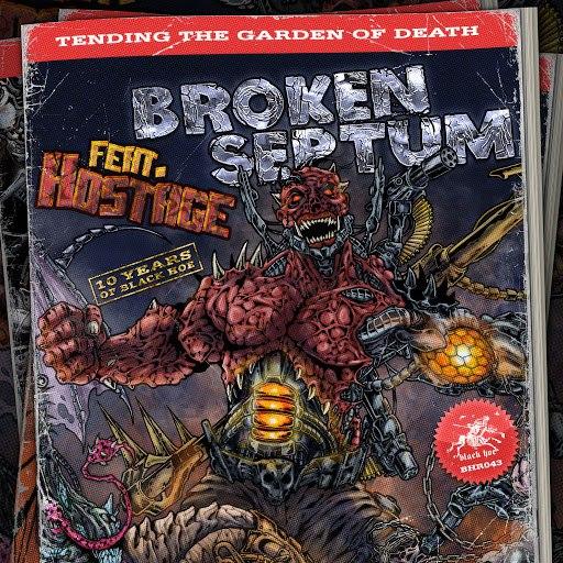 Hostage альбом Broken Septum