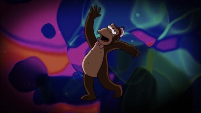 Monkey dance | Kendrick Lamar - m.A.A.d city (sakura remix)