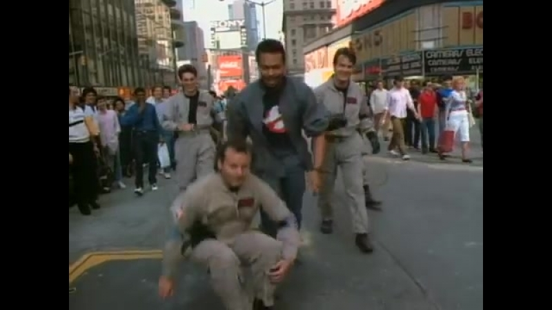 охотников за привидениями Ray Parker, Jr. Ghostbusters