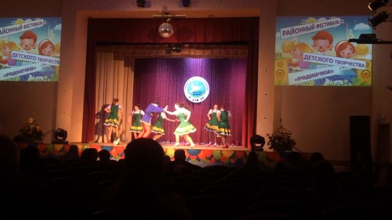 Танцевальный коллектив Марс-«Хуторянка»