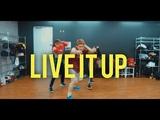 Live It Up - Nicky Jam,Will Smith &amp Era Istrefi (2018 FIFA World Cup Russia) Rikimaru choreo