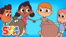 Make A Circle | Preschool Song | Super Simple Songs