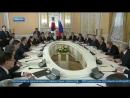 Дмитрий Медведев провел встречу с президентом Южной Кореи