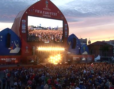 Программа Фестиваля болельщиков ЧМ-2018 на 22 июня.