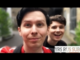 A Week in the Life of Dan and Phil rus sub