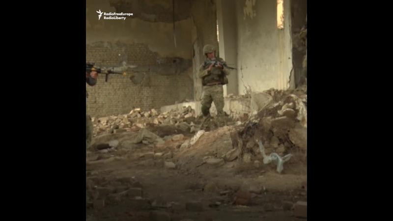 Close Combat NATO Troops Train With Georgians