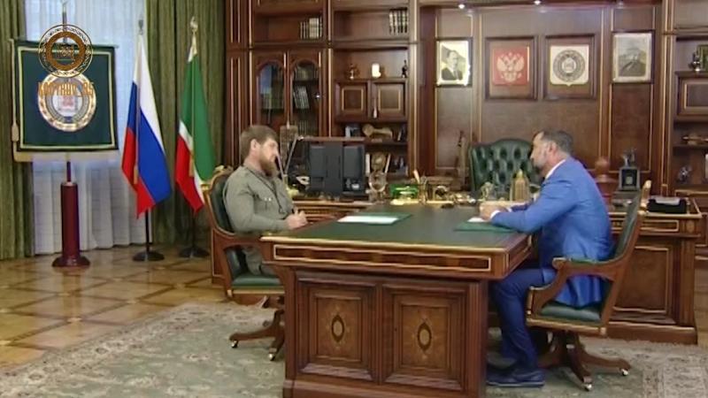 В ходе встречи с министром сельского хозяйства Мусой Дадаевым я обсудил меры по покрытию убытков сельхозпроизводителей