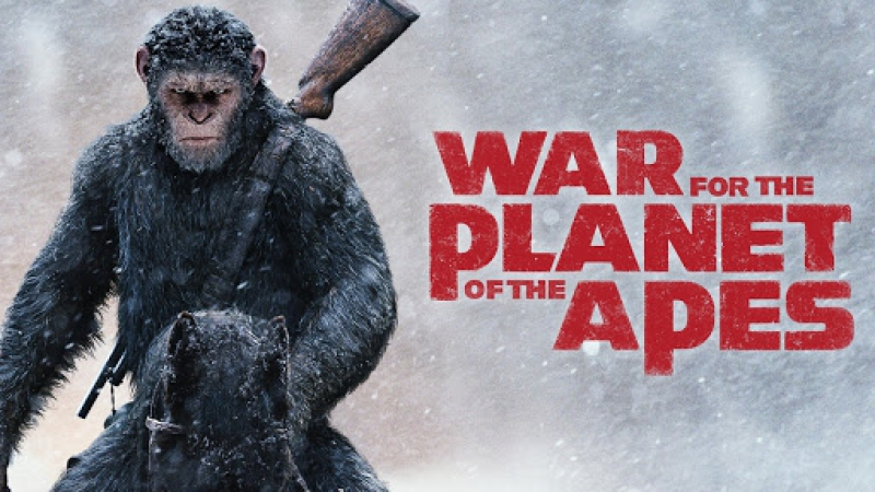 War for the Planet of the Apes 2017 Movie Online
