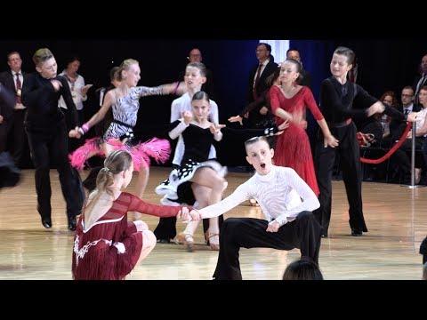 Самсонов Роман - Костикова Екатерина, Jive   ВС Юниоры-1 Латиноамериканская программа