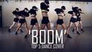 JABBAWOCKEEZ x Tiësto - BOOM with Gucci Mane Sevenn | TOP 5 Dance Cover |
