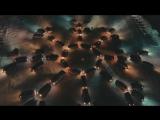 В Южно-Сахалинске «зажгли» елку из автомобилей