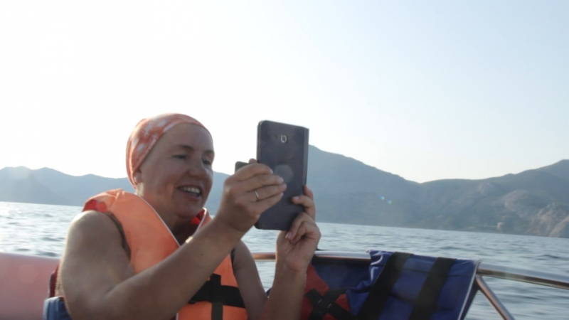 Веду прямую трансляцию с катера в Судаке смотреть онлайн без регистрации
