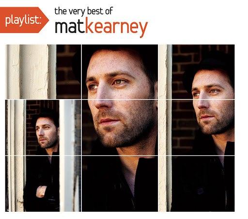 Mat Kearney альбом Playlist: The Very Best Of Mat Kearney