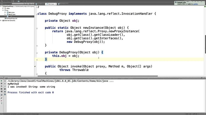 Семинары по Java на Физтехе. 15.11.2014. Dynamic proxy, аннотации, логгирование