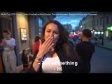 Россия - Испания. ЧМ-2018 на Красной Площади STICKY GUY