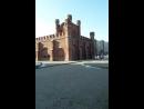 Прогулки по городу. Королевские ворота