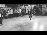My first a good powermove round! / b-girl Kris / Brooklyn Motion