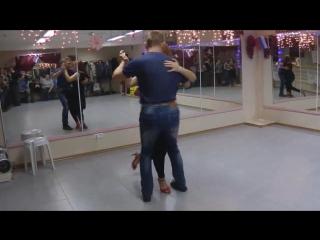 практика танго 04.03.18 Володя - Женя.