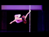 Наталия Татаринцева - Pole Dance (World Championship 2016)