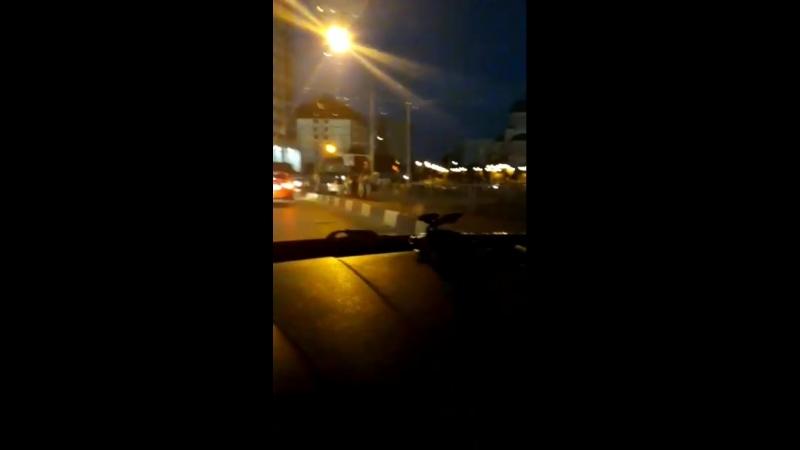 Астраханцы ищут под мостом приз от программы Орел и решка