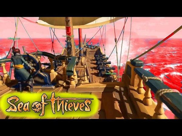 Sea Of Thieves - МЫ ДУМАЛИ ЧТО НАМ НЕ ВЫЖИТЬ - ТРИО ПРИКЛЮЧЕНИЯ 6