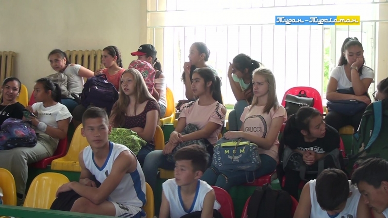 Түркістан_Ақпарат Балуан шолақта баскедболдан жарыс өтті