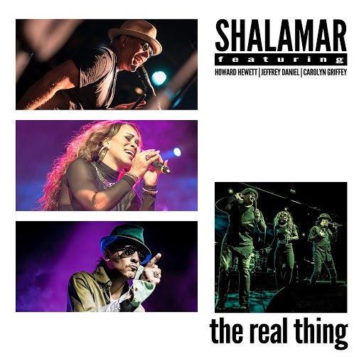 Shalamar альбом The Real Thing (feat. Howard Hewett, Jeffrey Daniel & Carolyn Griffey)