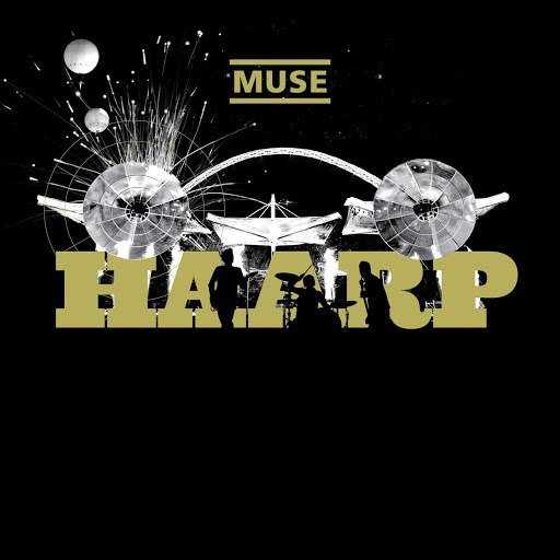 Muse альбом HAARP (Intl version incl. PDF booklet + bonus track)