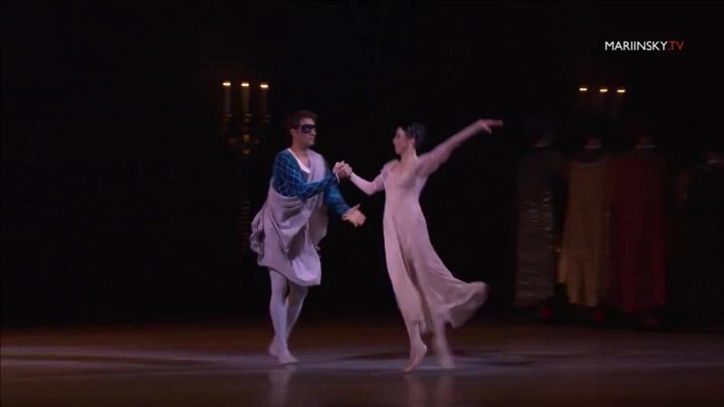 Ромео и Джульетта ( 20.04.18) Адажио: В.Терёшкина, Е.Иванченко.Трансляция МТ.