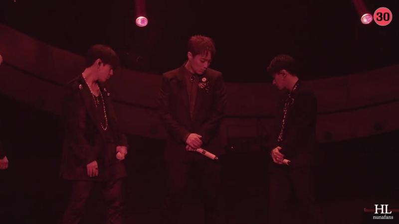 [하사누] 하이라이트(HIGHLIGHT) Concert 위험해 (4K multi)