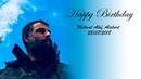 Happy Birthday Mehmet Akif Alakurt 2018