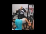 gracyanne barbosa - treino de glteos COMPLETO (10-07-2018)