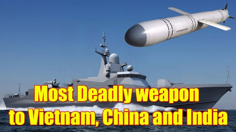 Russia Wants to Sell Some of Its Most Deadly Cruise Missiles to Vietnam, China and India