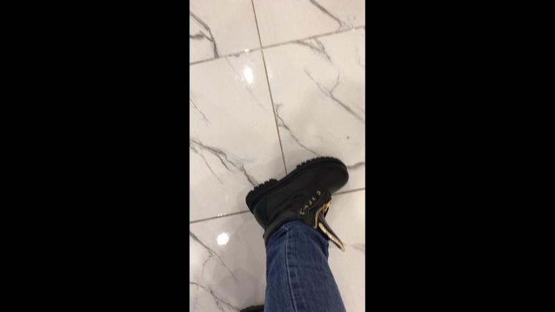Ботинки , джинсы ARM и рубашка в клетку DSQ