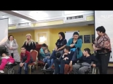 Алмата. Дети с диагнозом ДЦП пришли поделиться своими результатами по Elev8
