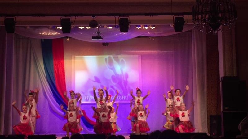 Огни Карнавала 18 марта, Дворец Детского Юношеского Творчества