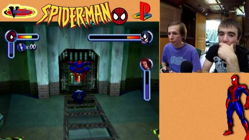 [ShadowBMX] Spider-Man 2000 | Полное прохождение