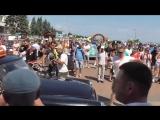 Мировой рекорд вместимости автомобиля Волга ГАЗ 21