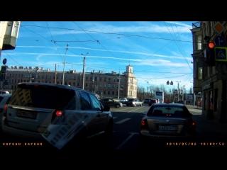 Химтрейлы Санкт-Петербург 06.05.2018